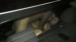 Cuckold in the car