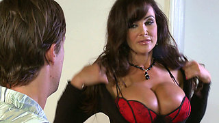 Lisa Ann and one another 69 sex experience