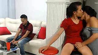 Reality masturbation of naughty Brandy