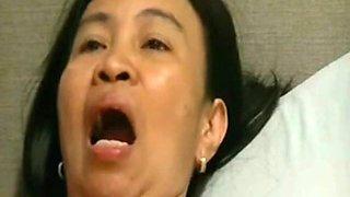 Filipina Hot Wife Gina Jones Meets Richard