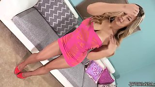 Adriana sephoras pantyhose tease
