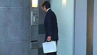 Chisato Shoda in Catching Shoplifting Wife