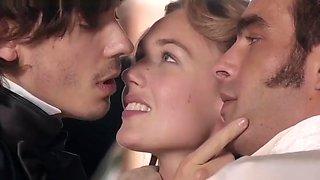 MMF love triangle (2018)