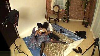 Molesting The Bride in Pre Wedding Photo Studio 5