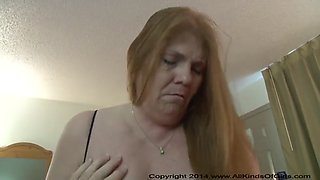Black Panty Anal Mexican Bubble Butt Granny