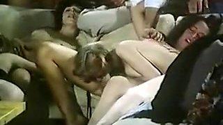 Smoking Pussy Orgy