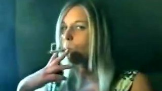 jessica my sister smoking webcam