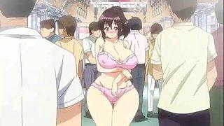 hot big boobs anime mother having hardsex in public
