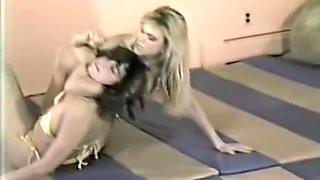 Vintage Apartment Wrestling