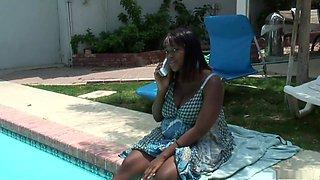 Amazing pornstar Vanessa Rain in hottest outdoor, fetish porn scene