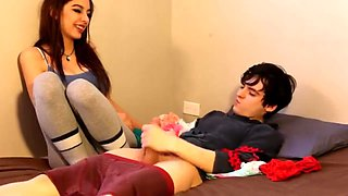 18 Year Old Couple from Venice High School Sextape