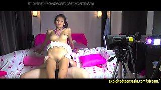 exploitedteensasia exclusive scene skinny bella filipino