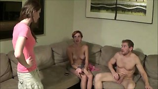 Family therapy slut training day part 5