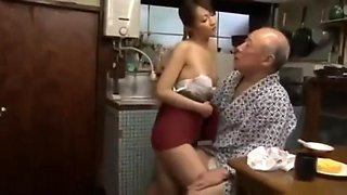 Grandfather Seducing His Daughter in Law
