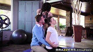 Brazzers - Pornstars Like it Big - Harlow Har
