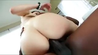 Perfect Shaped Ass Mandy Muse Both Holes Fucked And Facialed