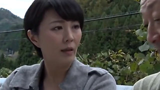 Asian Japanese MILF Outskirts Sex
