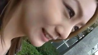Incredible Japanese chick Rei Itoh in Best Car, Outdoor JAV movie