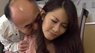 Hottest Japanese model Aoki Misora in Amazing Big Tits, Dildos/Toys JAV clip