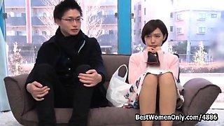 Japanese Dude Teach Teen How To Fuck Glass Walls 25