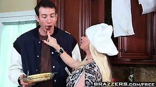 Brazzers - Milfs Like it Big -  Serving Up Gr