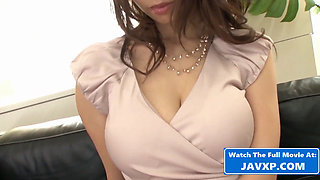 Hot Asian MILF In Thight Dress