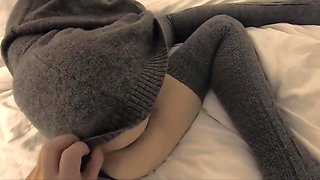 Sleeping mom ASMR 4K, COMMENT WHAT MAKES YOU SQUIRT, GIVE A THUMB IF LIKED