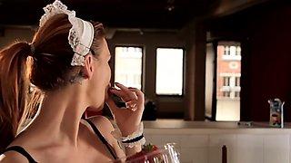 Glamour Maid Ass Banged