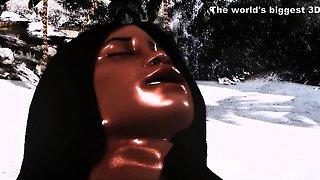 Sexy Biatch - Fabulous 3D hentai porn archive