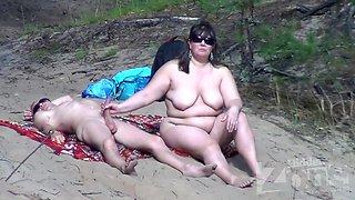 Fabulous amateur Beach, Amateur sex clip