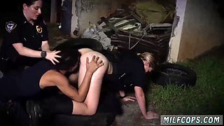 Latex blonde domination and petite teen big boobs Car Jacking Suspect gets the