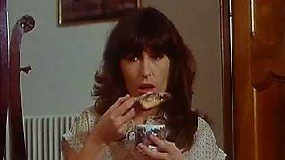 Vintage sluts Brigitte Lahaie, Liliane Lemieuvre, Lucie Doll in classic xxx movie