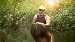 Redneck Dominates His Hot Bride