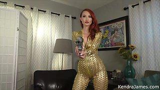 mistress kendra: alien erection ray