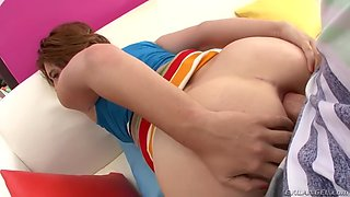 phat ass ginger jodi taylor gets her rump doggyfucked