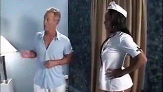 Best Nurse, Black and Ebony xxx video