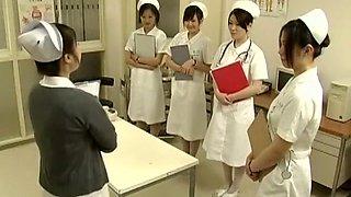 Best Japanese girl in Hottest Nurse, Teens JAV scene