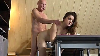 young evelina is fucker by her teacher