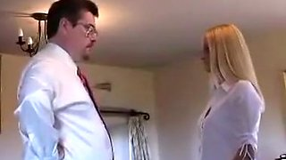 Hottest homemade Spanking, Blonde xxx movie