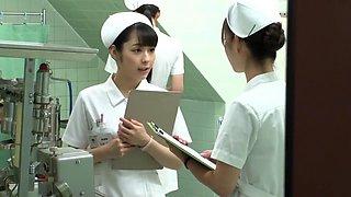 Horny Japanese whore Maria Ono in Fabulous Nurse JAV clip