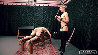 Sadistic Mistress part1