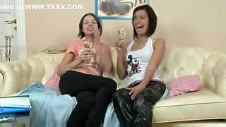 Drunk Teens