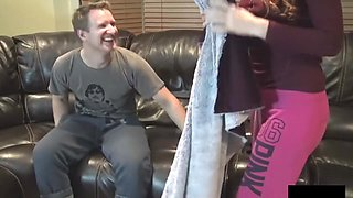 jenn b cheating couch quickie