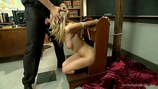 Steven St. Croix  Amanda Tate in Bullies Get Fucked and Punished - SexAndSubmission