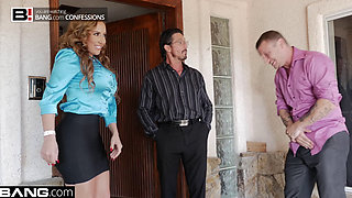 BANG Confessions - Richelle Ryan Cuckhold family fuckfest
